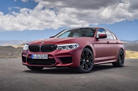 El nuevo BMW M5 First Edition ya tiene precio en España