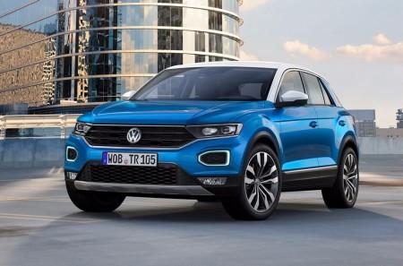 Llega el nuevo Volkswagen T-Roc: precios y gama para España