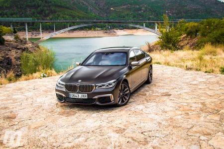 Prueba BMW 760Li, más allá del carácter premium