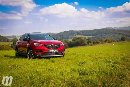 Prueba Opel Grandland X, una apuesta bien argumentada (con vídeo)
