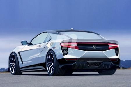 Honda S2000: nuevo adelanto de su posible diseño