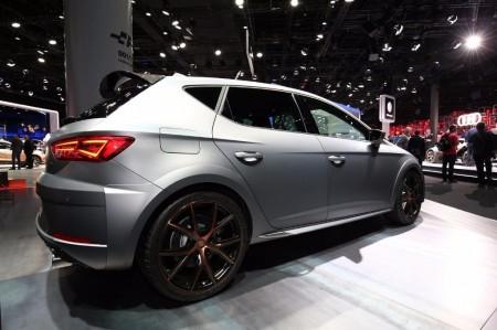 SEAT León Cupra R: el SEAT más potente y exclusivo ya es una realidad