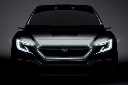 Subaru adelanta el Viziv Performance Concept antes de su debut en Tokio