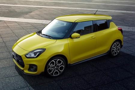 Suzuki Swift Sport 2018: 140 CV para solo 970 kilos
