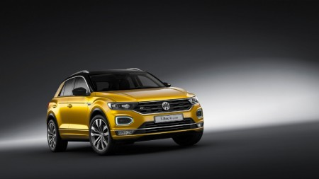 Volkswagen T-ROC: nueva versión R-Line desvelada en Frankfurt 2017