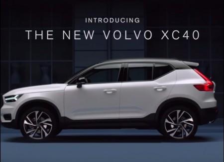 Volvo XC40: sigue con nosotros la presentación del nuevo SUV sueco