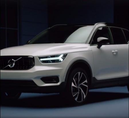El nuevo Volvo XC40 filtrado por completo: así luce el próximo SUV sueco