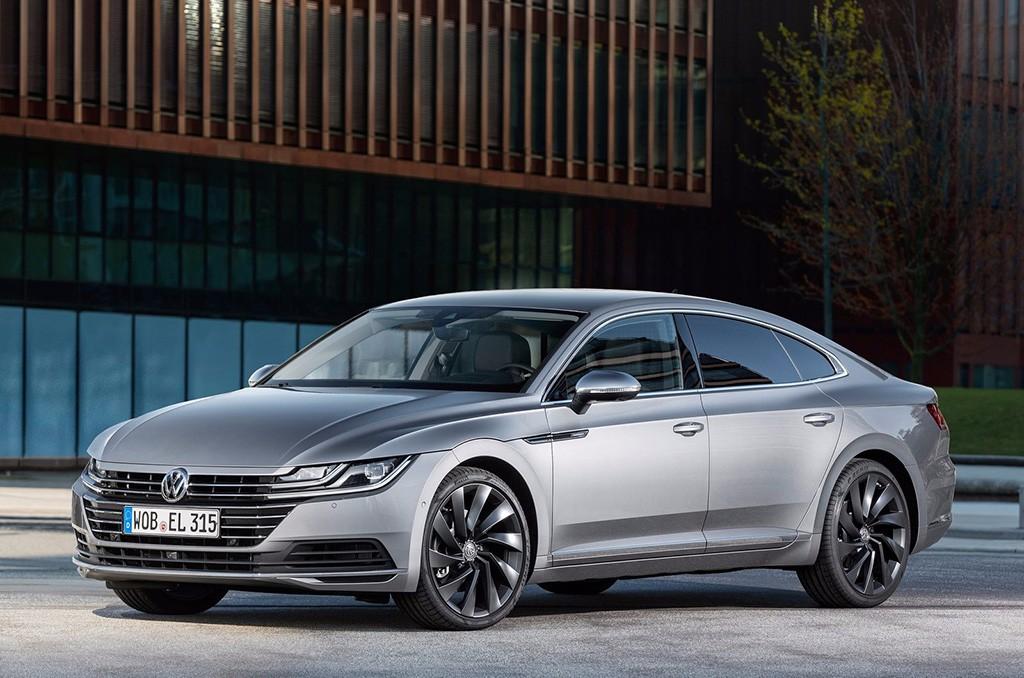 El Volkswagen Arteon ya está disponible con el motor 2.0 ...