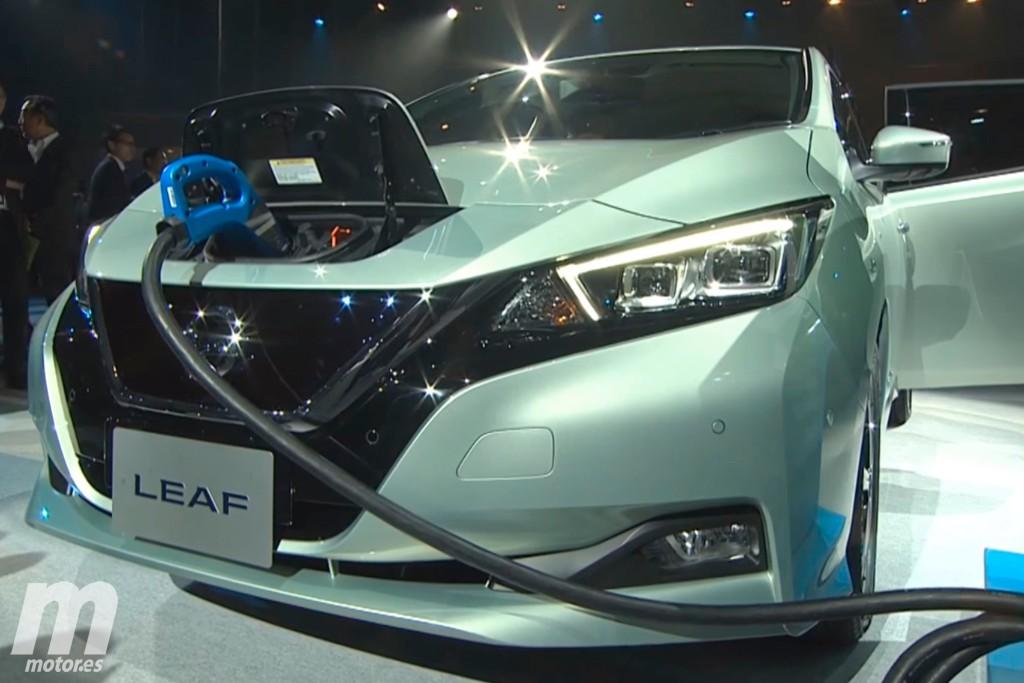 cae99d025 Presentación nuevo Nissan Leaf: todo lo que necesitas saber - Motor.es