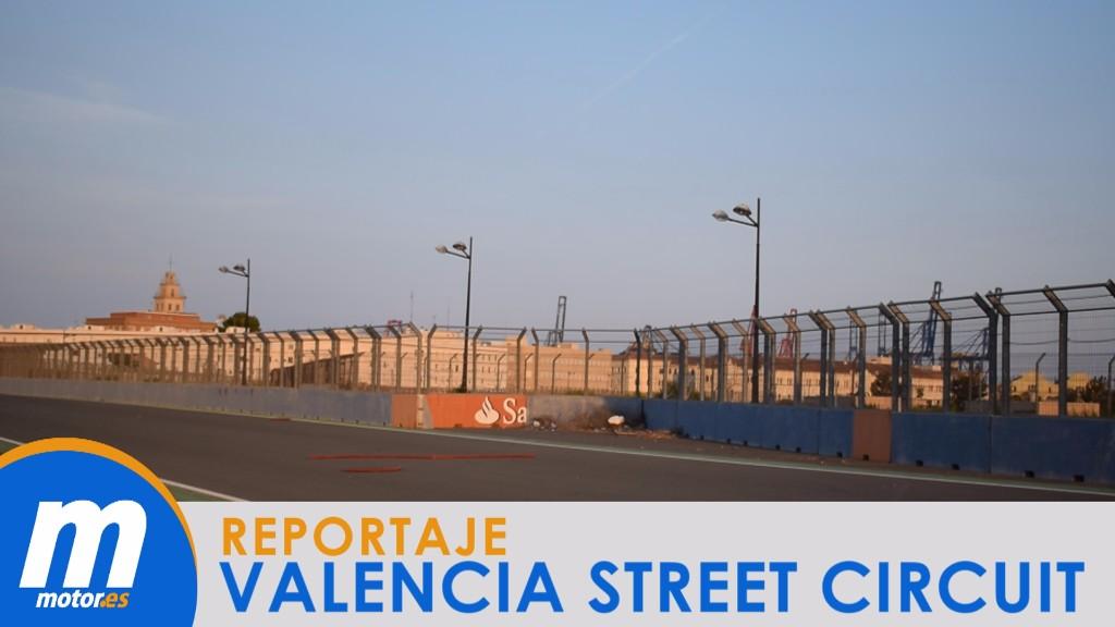 Circuito Valencia F1 : Reportaje la ruina del circuito urbano de valencia