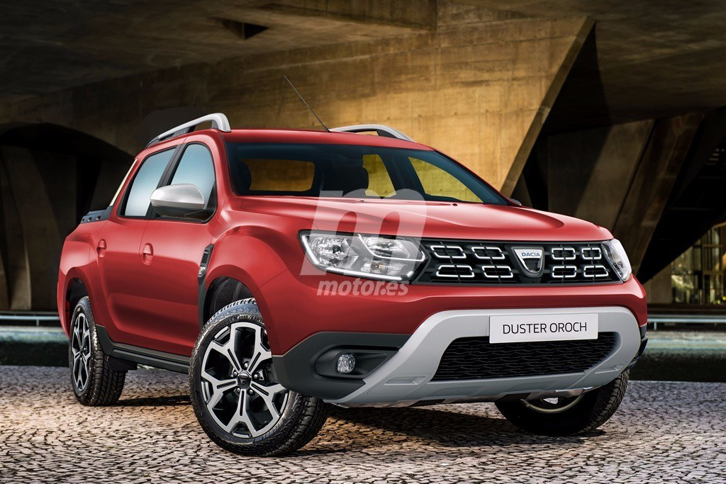 Dacia Duster Oroch: un nuevo pick-up global se está ...