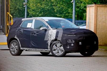 El Hyundai Kona EV se ofertará con dos baterías, una con 64 kWh