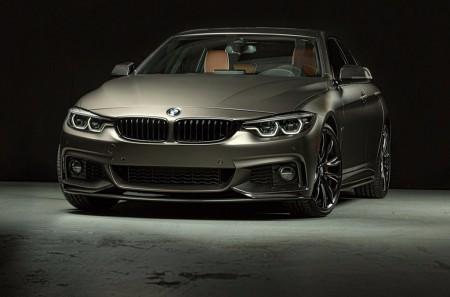 El BMW 440i Gran Coupé se viste de gala para el SEMA Show 2017