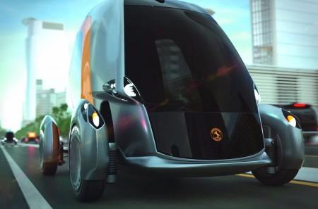 Continental Bee Concept: vislumbrando el coche autónomo del futuro