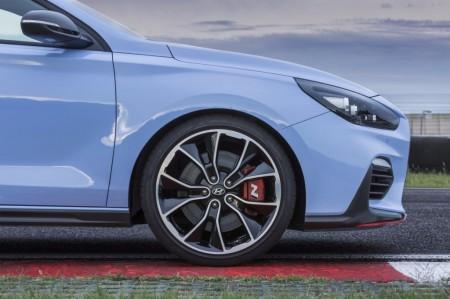 El nuevo Hyundai i30 N montará neumáticos Pirelli a medida