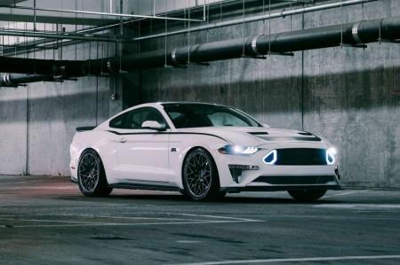 Nuevo Ford Mustang RTR 2018 de 710 CV para el SEMA 2017