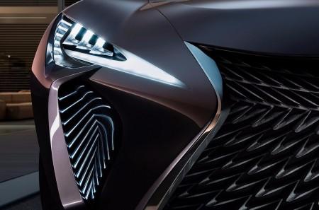 Lexus mostrará un nuevo concept car en el Salón de Tokio 2017