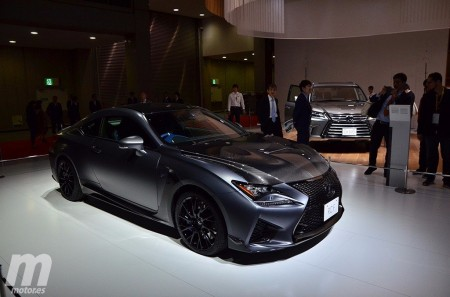 Lexus RC F 10th Anniversary: exclusividad para Japón