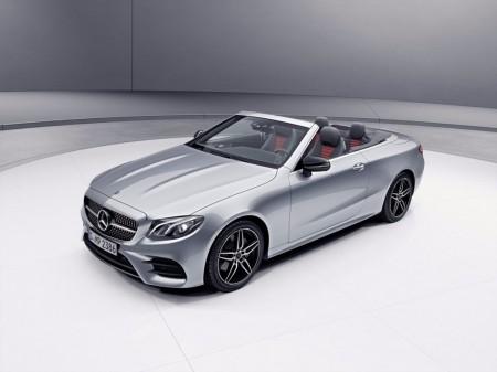 Los Mercedes Clase E Coupé y Cabrio, ahora con más mecánicas y equipamiento