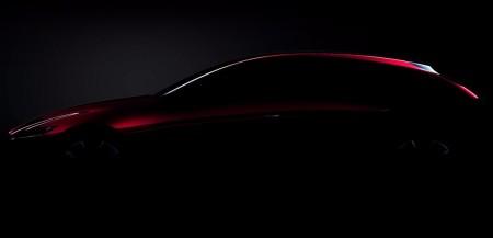 Mazda nos adelanta sus novedades para el Salón de Tokio 2017