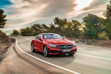 La tecnología EQ Boost llega a los Mercedes Clase E Coupé y Cabrio