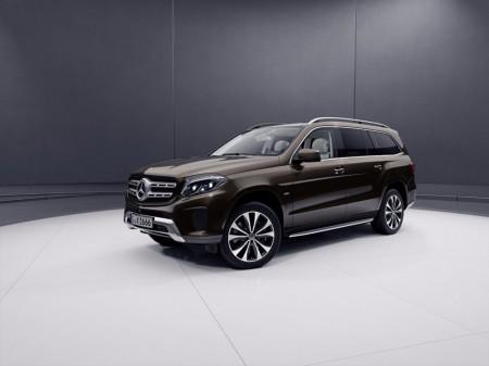 Mercedes GLS Grand Edition, se acerca al final de su vida comercial