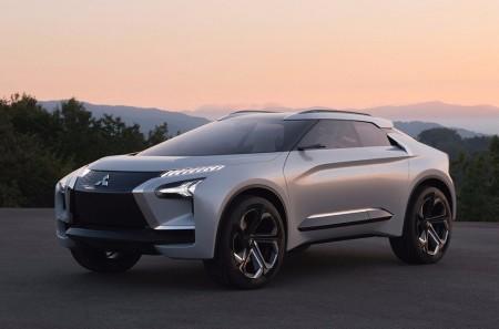 Mitsubishi e-Evolution Concept: un SUV 100% eléctrico para mirar al futuro
