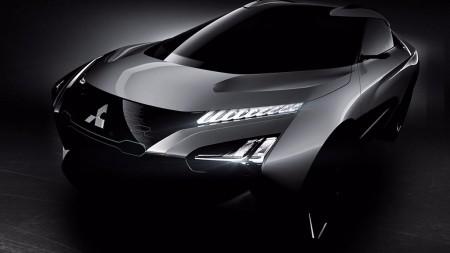 Adelanto del Mitsubishi e-EVOLUTION Concept: un crossover 100% eléctrico