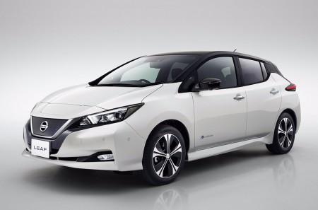 El nuevo Nissan Leaf 2018 ya puede ser reservado en España