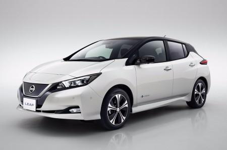 Nissan Leaf 2.Zero: una edición exclusiva de lanzamiento