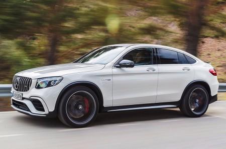 Mercedes-AMG GLC 63 4MATIC+ Coupé: precios de la versión más radical
