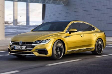 El nuevo Volkswagen Arteon ya disponible con motor 2.0 TDI de 190 CV