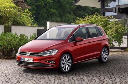 Precios del Volkswagen Golf Sportsvan 2018: te detallamos su gama