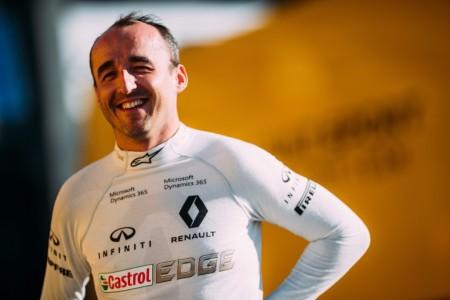 """El programa con Williams del plausible """"campeón del mundo"""" para Ecclestone: Kubica"""