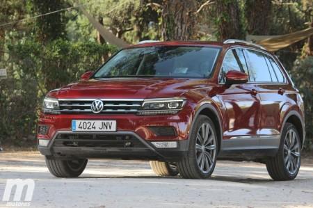 Prueba Volkswagen Tiguan 2.0 TDi 190 CV DSG 4MOTION