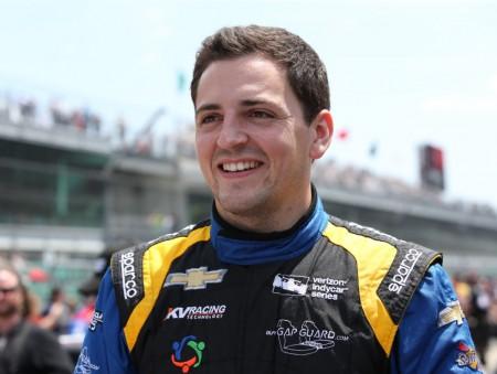 Stefan Wilson, el piloto que hizo hueco a Alonso, correrá la Indy 500 con Andretti