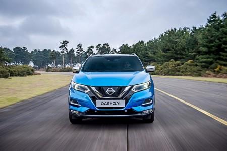España - Septiembre 2017: Liderato para el Nissan Qashqai y récord para el Seat Ateca
