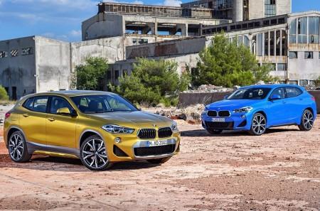 BMW X2 2018: al detalle las tres variantes del nuevo modelo