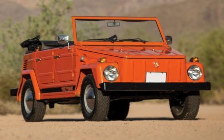 Volkswagen quiere resucitar el clásico Kübelwagen como modelo eléctrico