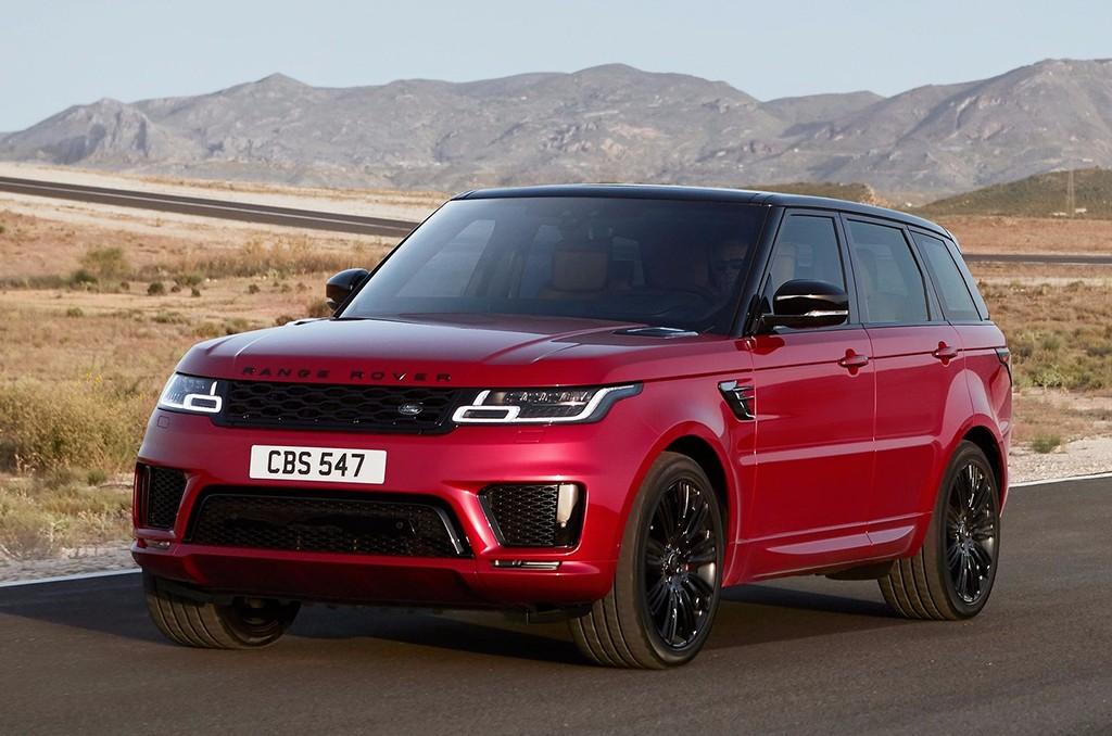 Precios Y Gama Del Nuevo Range Rover Sport 2018 En Espa 241 A