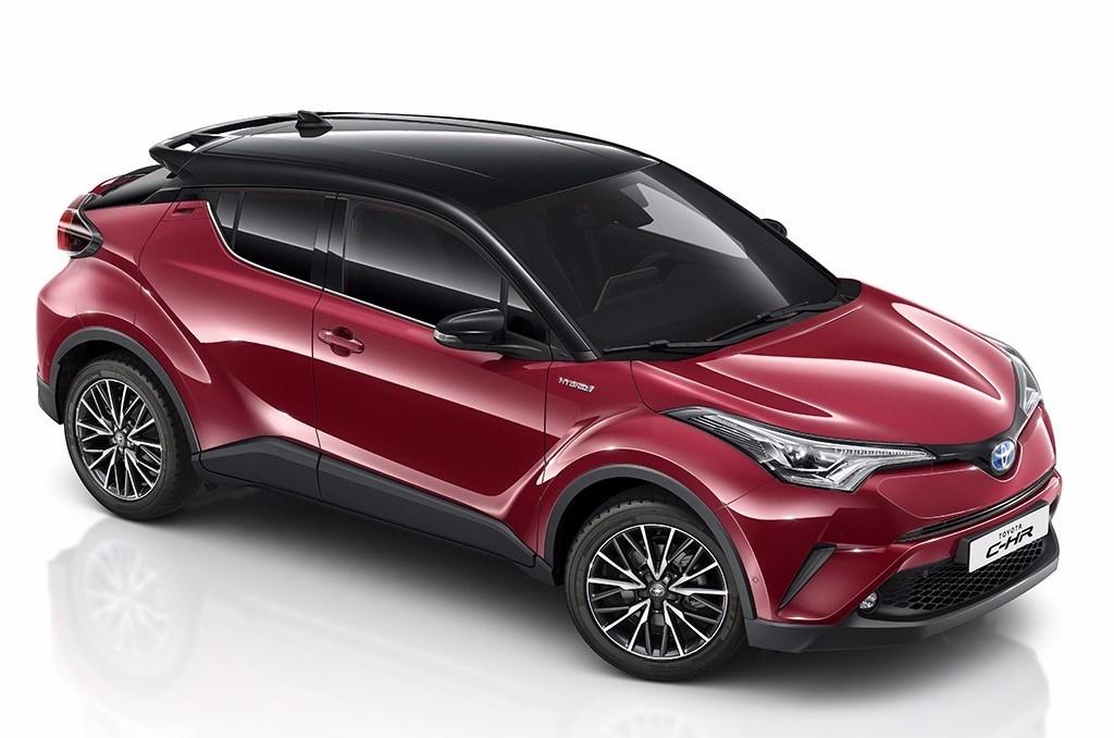 Nuevo Toyota Auris 2018 >> Llega el nuevo Toyota C-HR 2018: descubre sus precios y novedades - Motor.es