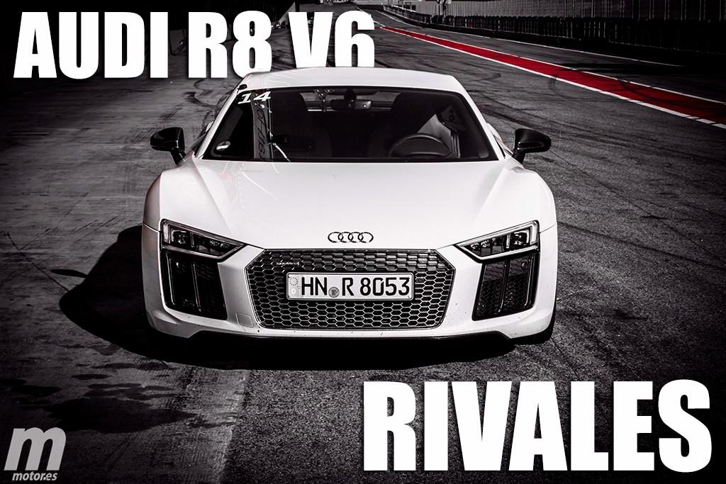 S 237 Habr 225 Un Audi R8 Con Un Motor V6 Pero 191 Cu 225 Les Ser 225 N Sus Rivales Motor Es