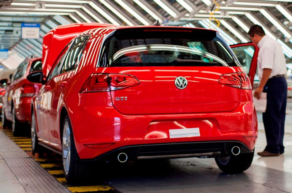 La producción del Volkswagen Golf en México se finalizará en 2019 - Motor.es