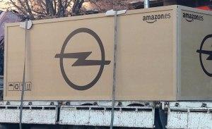 Amazon hace entrega del primer Opel Grandland X
