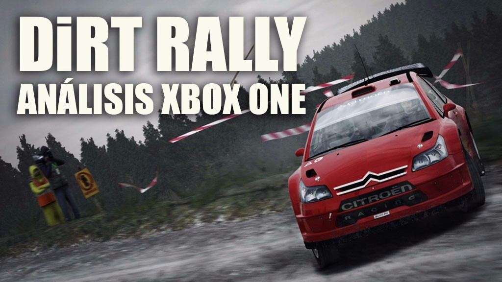 an lisis dirt rally de xbox one a prueba el digno sucesor de los colin mcrae. Black Bedroom Furniture Sets. Home Design Ideas