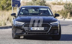 Audi comienza las pruebas de la nueva generación del RS7 Sportback