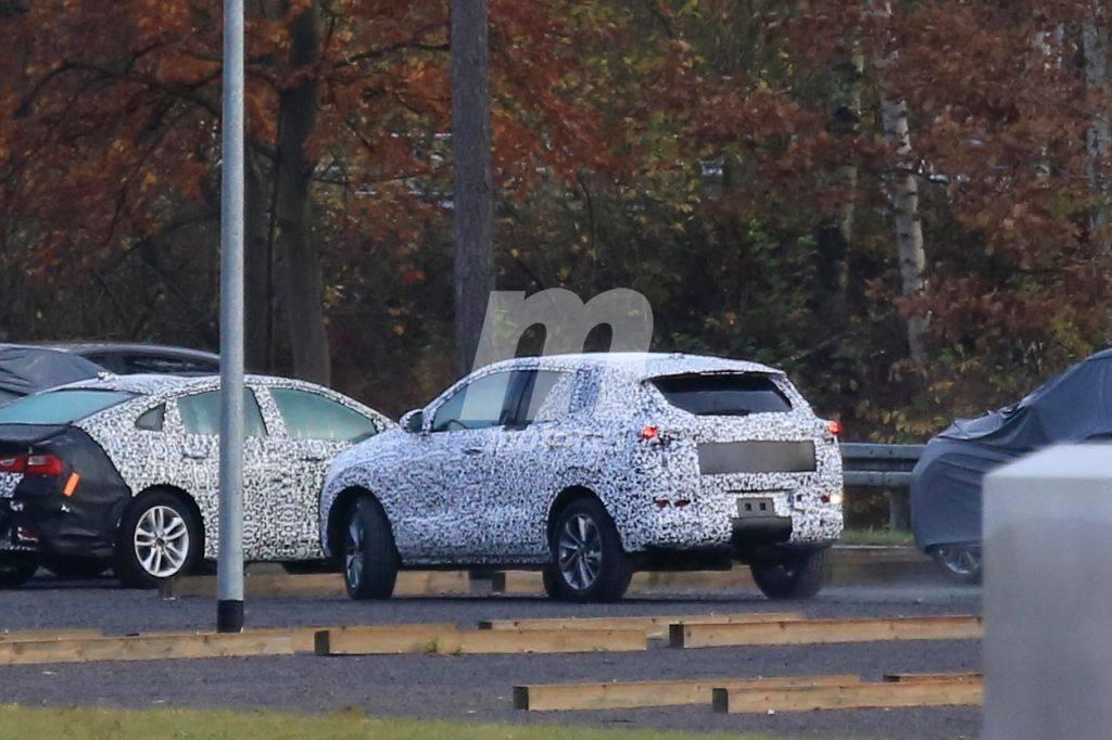 El Nuevo Chevrolet Trax Esta Siendo Desarrollado En Alemania Por