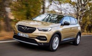 El Opel Grandland X, ya disponible con el diésel más potente de 177 caballos