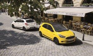 Ford Ka+ Color Edition: el urbanita mejora su nivel personalización