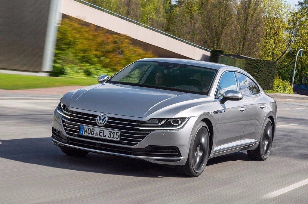 Gama Volkswagen Arteon Novedades